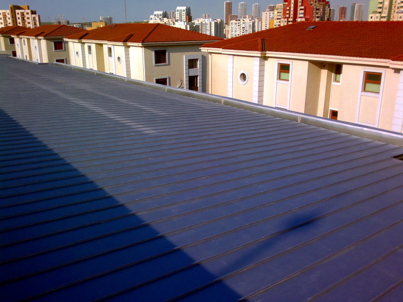 Basaksehir Fire Station Roofing General Building Ltd Co